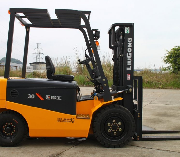 Liugong images and content Electric Forklifts CLG2030A-S