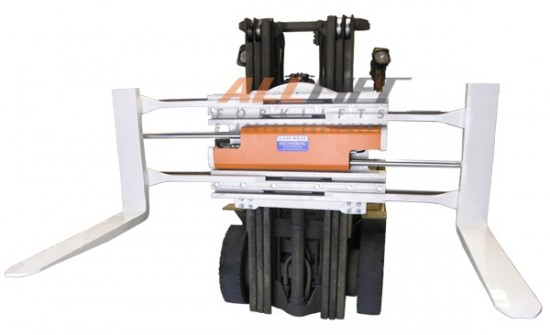 Rotating Fork Clamps