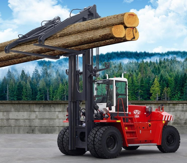 Ferrari HYBRID cvs-ferrari-all-wheel-drive-heavy-fork-lift