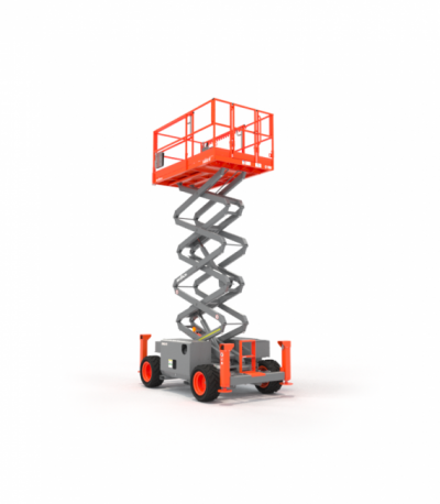 Scissor Lift - Skyjack 6826 RT