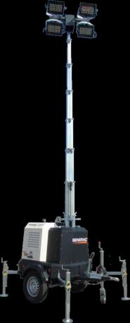 Generac V20 Lighting Tower