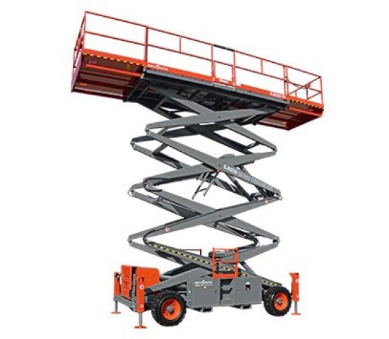 Scissor Lift - Skyjack 9250 Rough Terrain