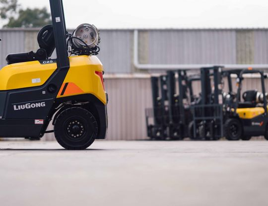 What is the best model for a diesel forklift?