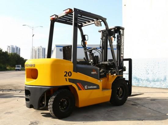 Liugong 2.0t - Diesel