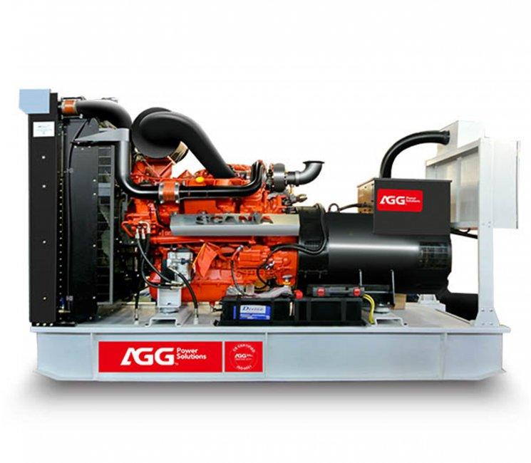 Generator AF22D5 S550E5