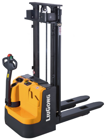 Liugong - Pedestrian Power Pallet Stacker