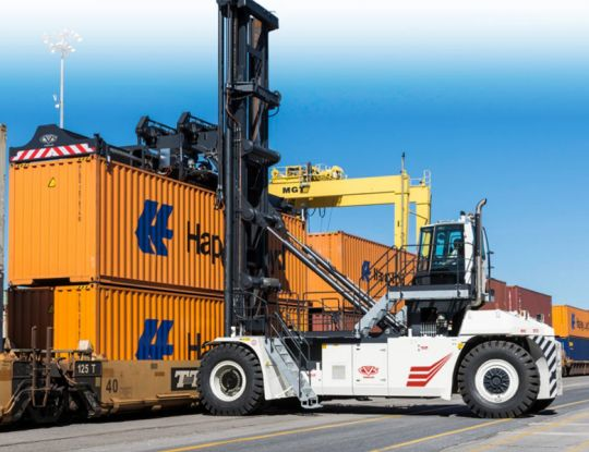 What is the best forklift for heavy lifting?