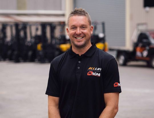 Team Profile: Mark Gillespie NSW State Manager celebrating 10 years with All Lift!