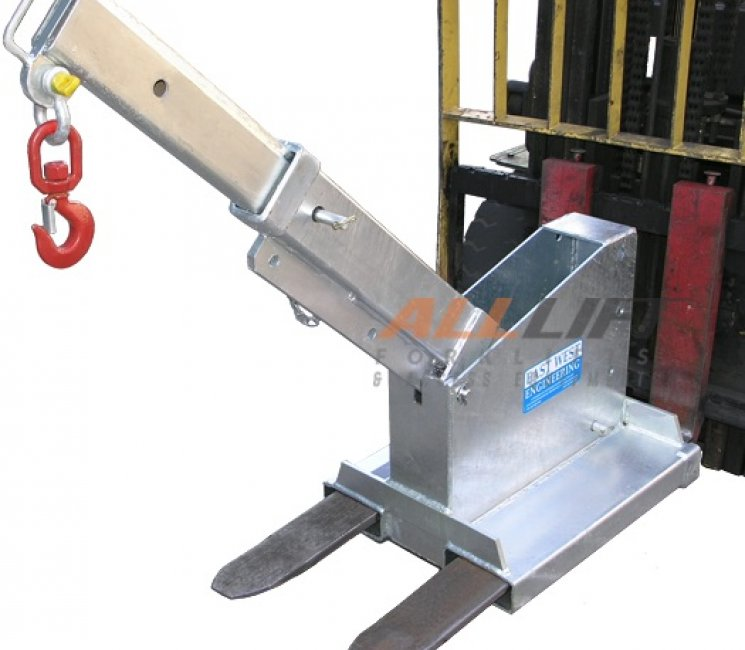 Products Attachments ForkliftJib