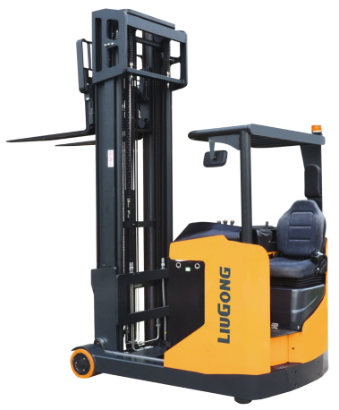 Liugong - Seated Battery Reach Truck