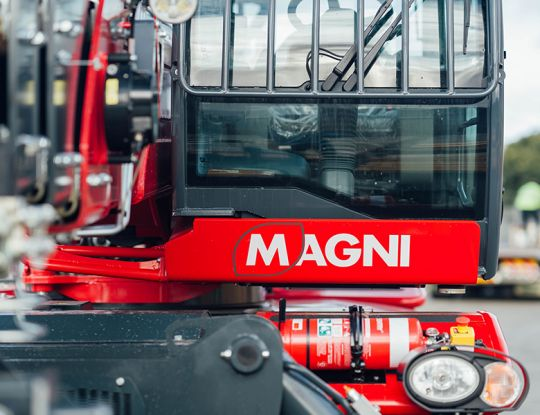 How Magni is changing the game in Telehandlers