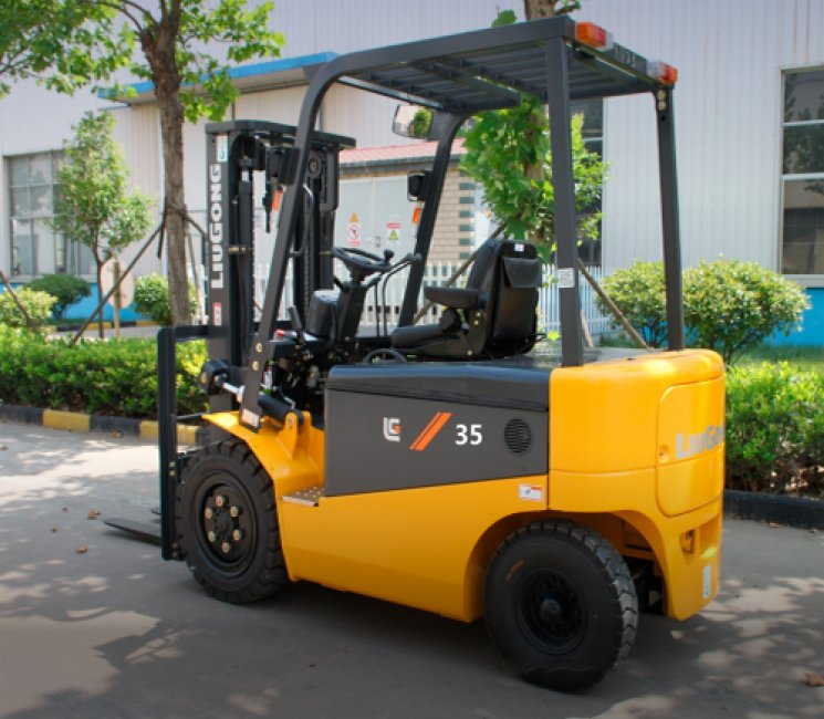 Liugong images and content Electric Forklifts CLG2035A-S