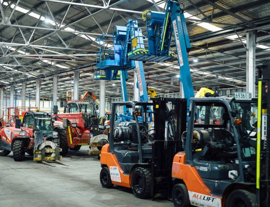 How to find the right machine for your indoor and/or outdoor job