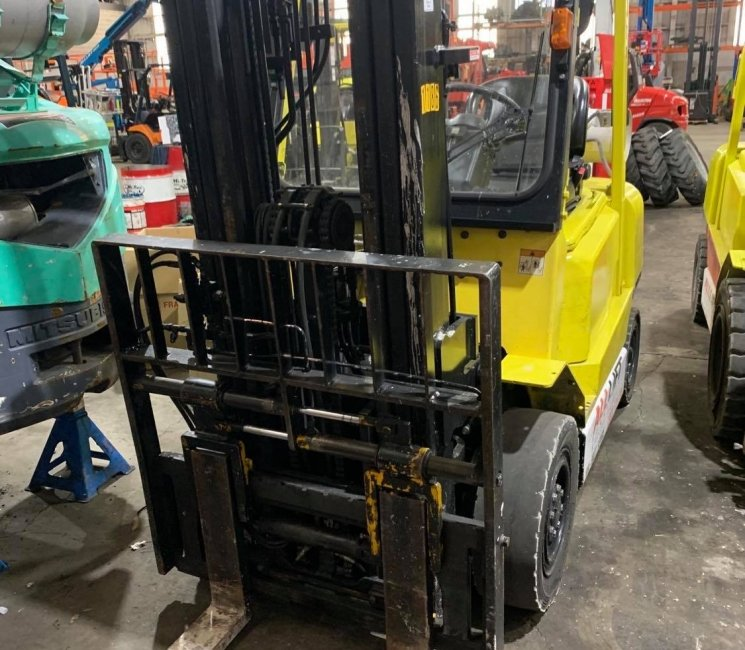 Products Hyster Hyster2.5T1