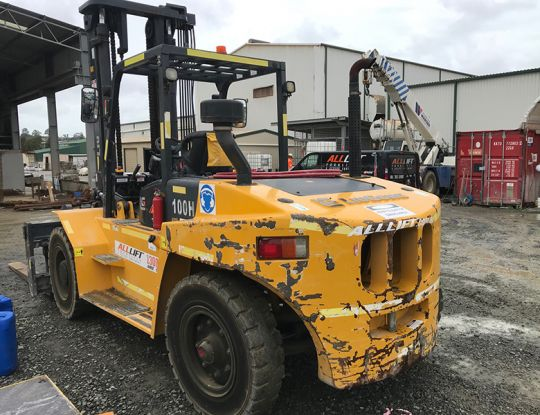 How much do new and used forklifts cost?