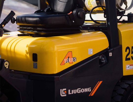 What are the different forklift types
