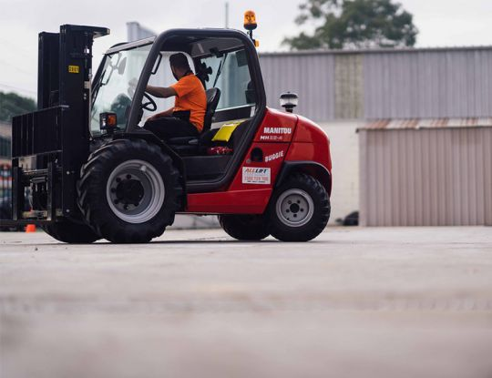 What are the uses for forklifts?