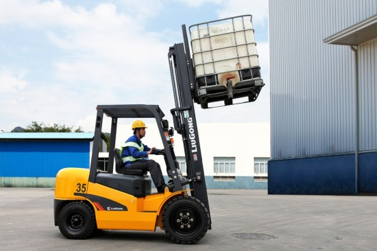 Liugong 3.5t - Gas/LPG Forklifts