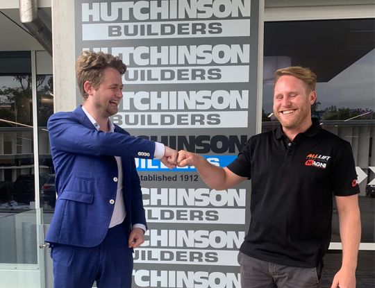 Case Study: Hutchinson Builders
