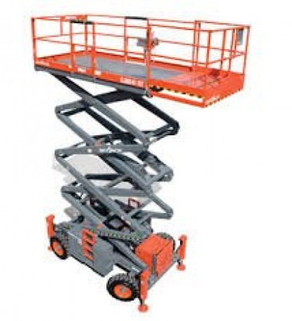 Scissor Lifts - Skyjack 9241 Rough Terrain