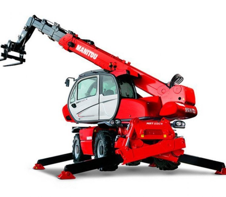 Products Manitou MRT2550