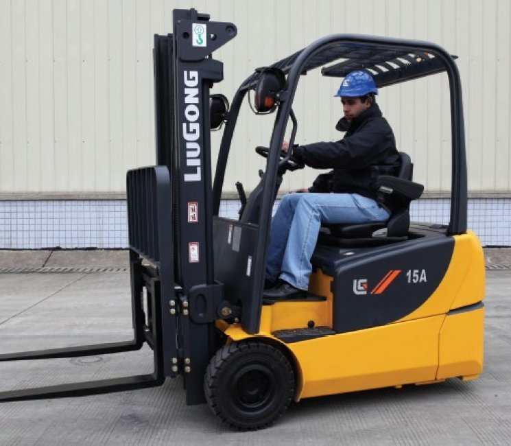 Liugong images and content Electric Forklifts CLG2015A-T