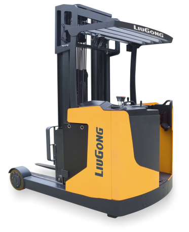 Liugong - Stand on Battery reach Truck