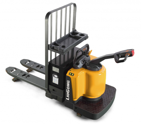 Liugong - Stand on Power Pallet Truck