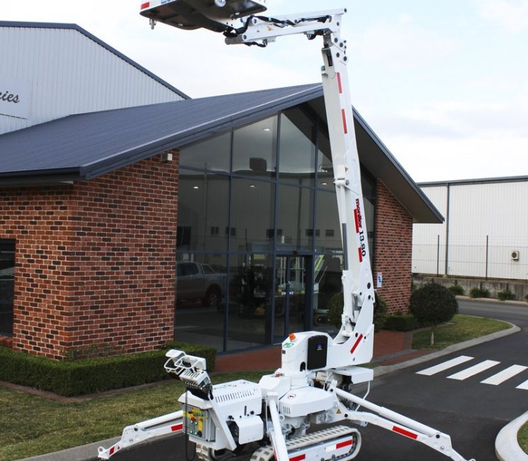 Products Monitor Monitor1380SpiderLift